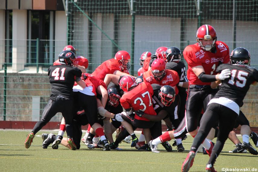 Marburg Mercenaries vs. Saarland Hurricanes 129