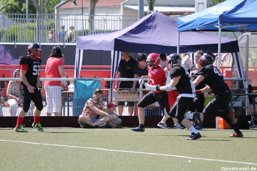 Marburg Mercenaries vs. Saarland Hurricanes 132