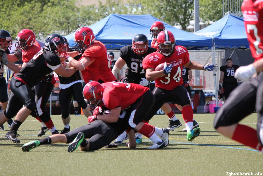 Marburg Mercenaries vs. Saarland Hurricanes 136
