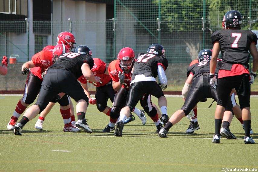 Marburg Mercenaries vs. Saarland Hurricanes 139