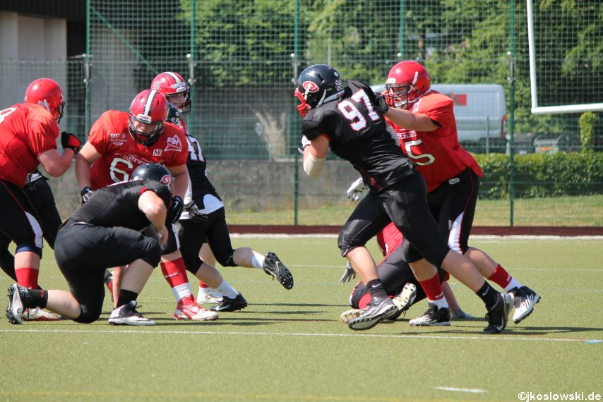 Marburg Mercenaries vs. Saarland Hurricanes 140