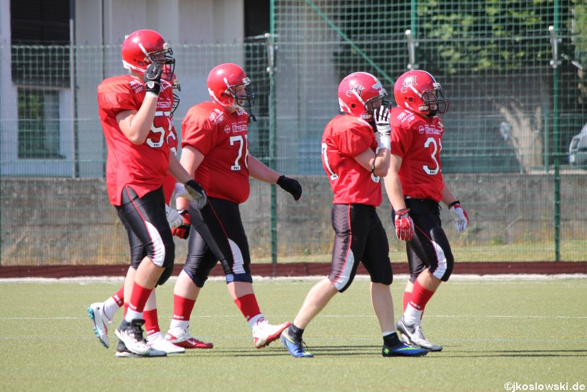 Marburg Mercenaries vs. Saarland Hurricanes 141
