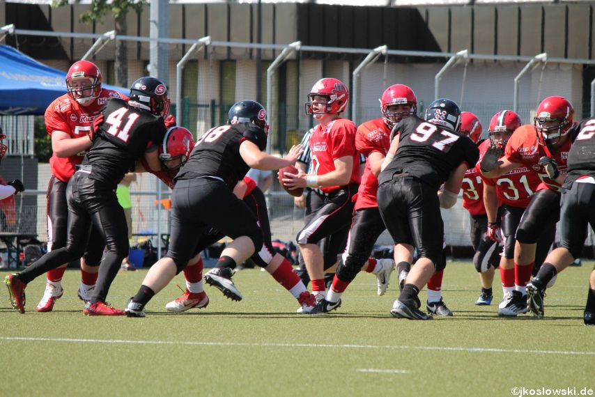 Marburg Mercenaries vs. Saarland Hurricanes 142