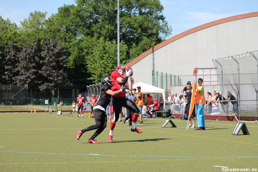 Marburg Mercenaries vs. Saarland Hurricanes 143