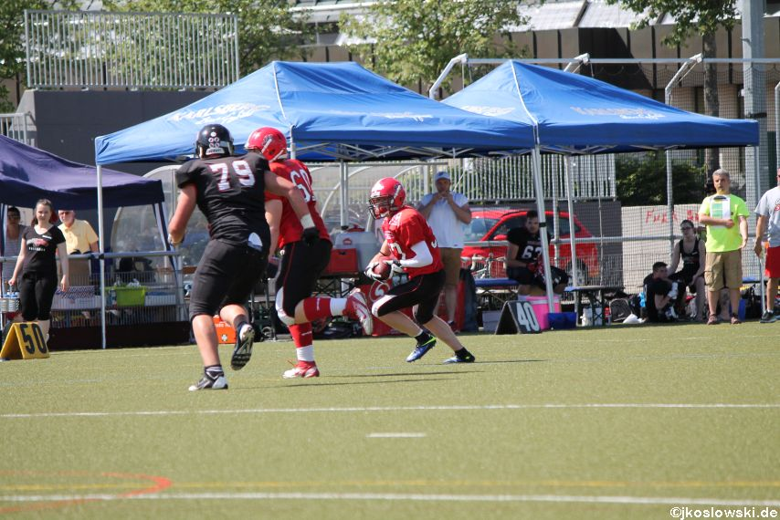 Marburg Mercenaries vs. Saarland Hurricanes 144