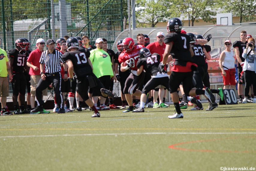 Marburg Mercenaries vs. Saarland Hurricanes 145