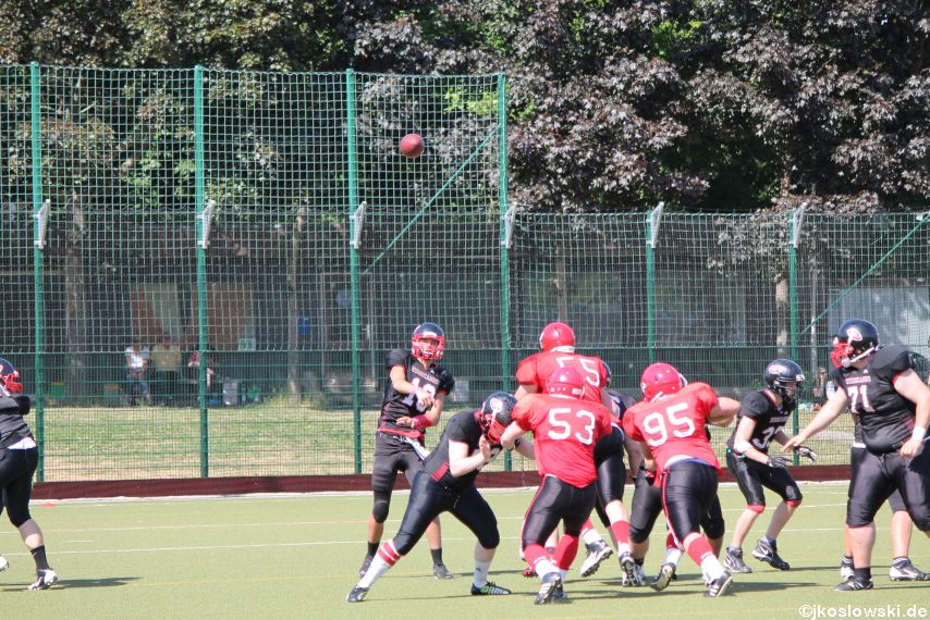 Marburg Mercenaries vs. Saarland Hurricanes 151