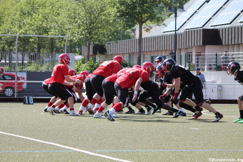 Marburg Mercenaries vs. Saarland Hurricanes 153