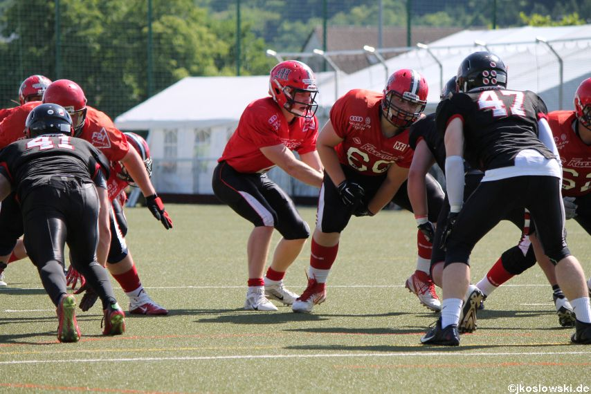 Marburg Mercenaries vs. Saarland Hurricanes 154