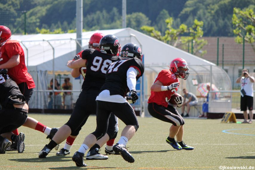 Marburg Mercenaries vs. Saarland Hurricanes 155