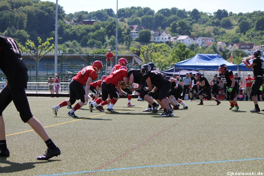 Marburg Mercenaries vs. Saarland Hurricanes 160