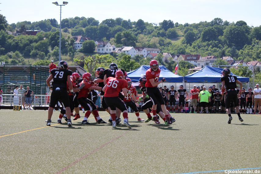 Marburg Mercenaries vs. Saarland Hurricanes 161