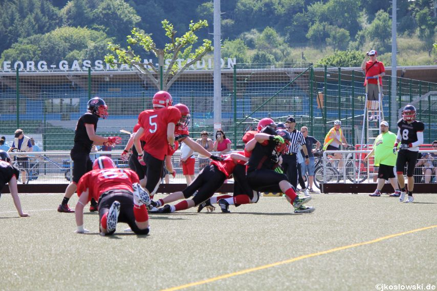 Marburg Mercenaries vs. Saarland Hurricanes 162