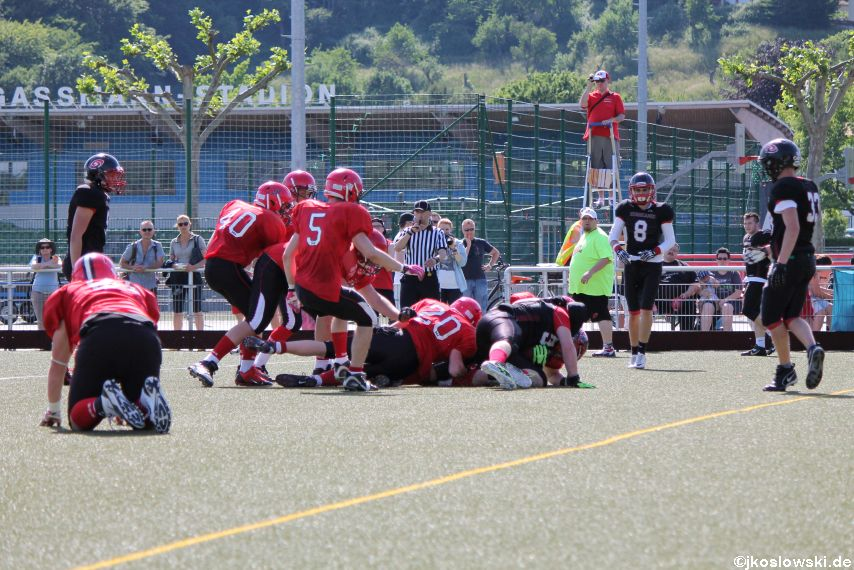 Marburg Mercenaries vs. Saarland Hurricanes 163