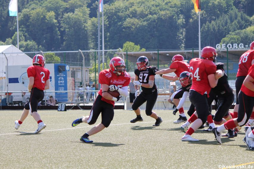 Marburg Mercenaries vs. Saarland Hurricanes 165