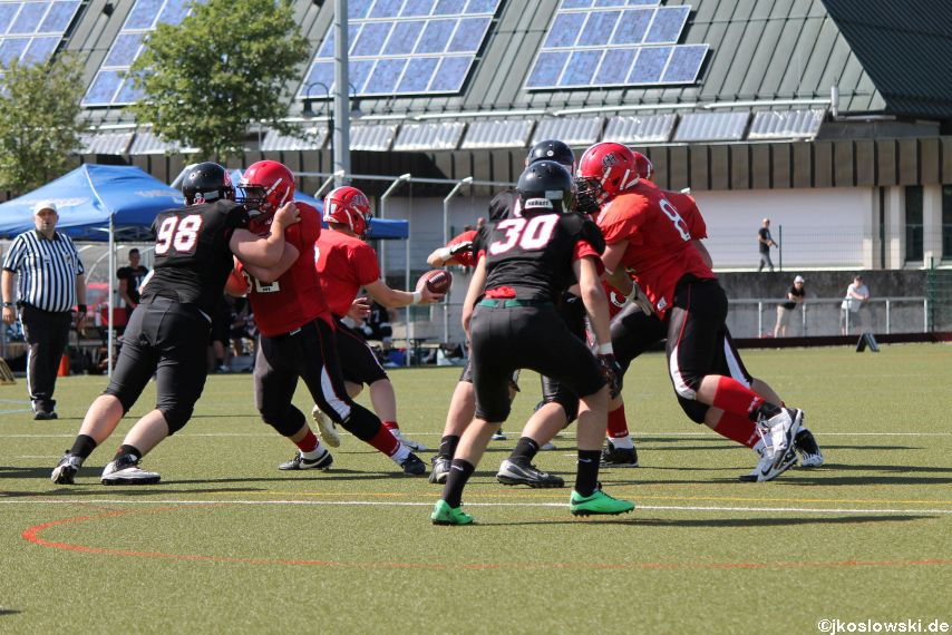 Marburg Mercenaries vs. Saarland Hurricanes 169