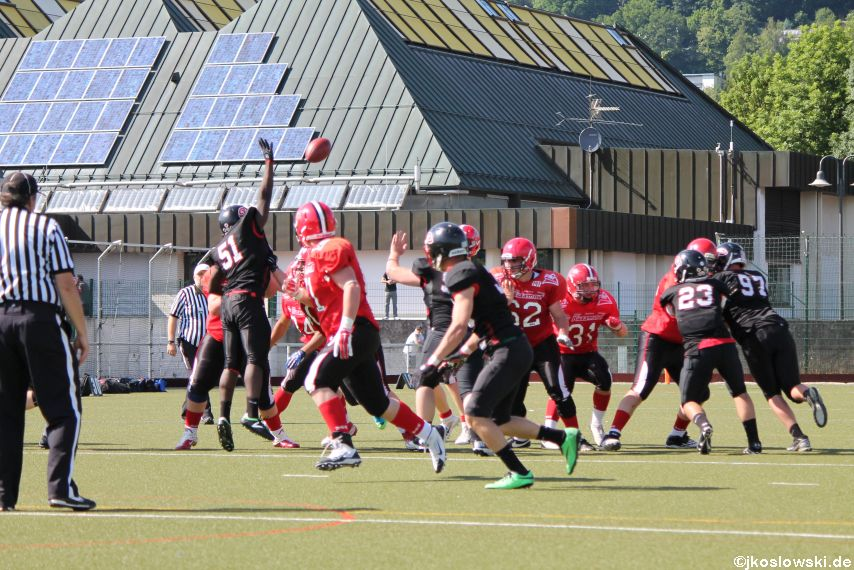 Marburg Mercenaries vs. Saarland Hurricanes 171