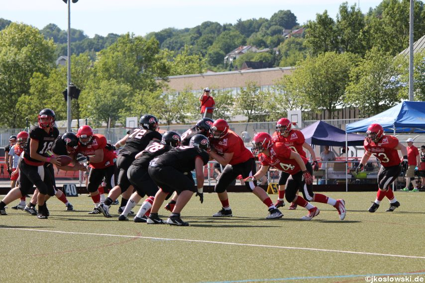 Marburg Mercenaries vs. Saarland Hurricanes 174