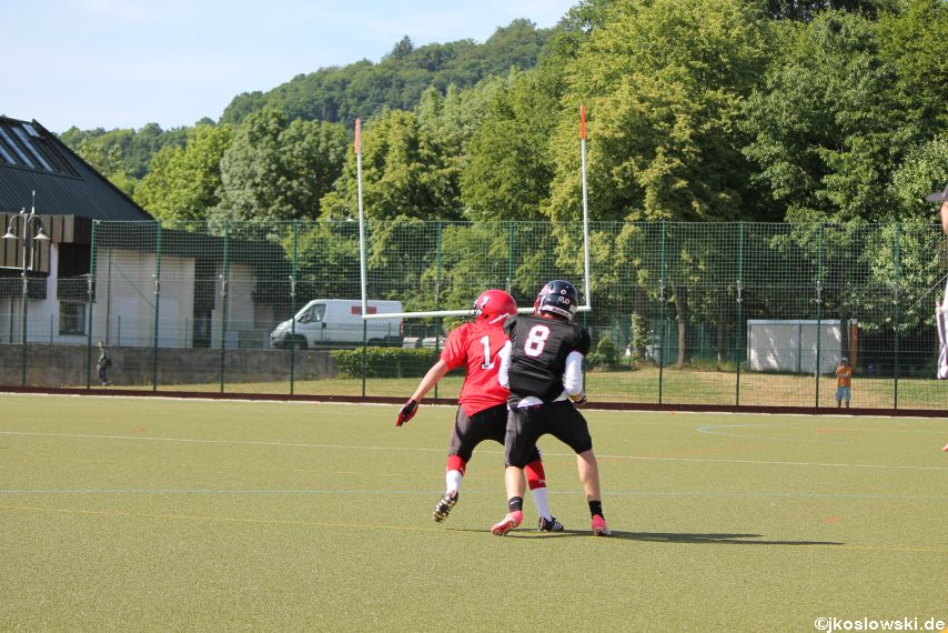 Marburg Mercenaries vs. Saarland Hurricanes 175