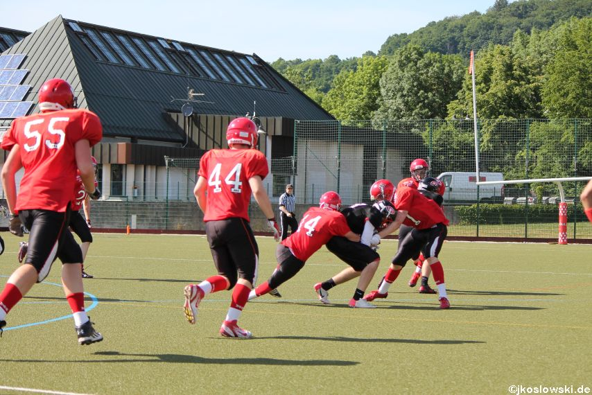 Marburg Mercenaries vs. Saarland Hurricanes 177