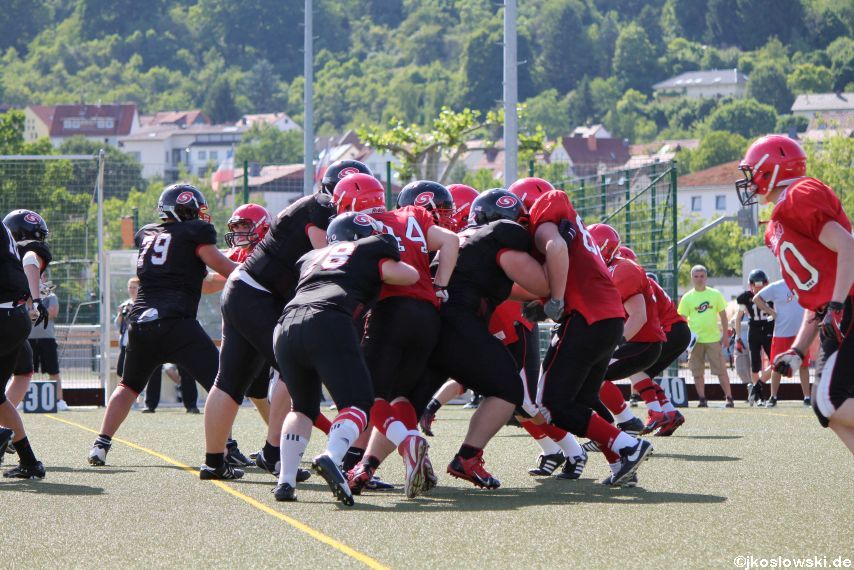 Marburg Mercenaries vs. Saarland Hurricanes 178