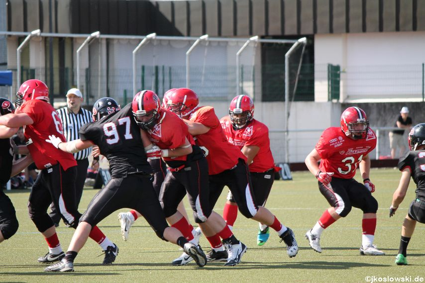 Marburg Mercenaries vs. Saarland Hurricanes 183