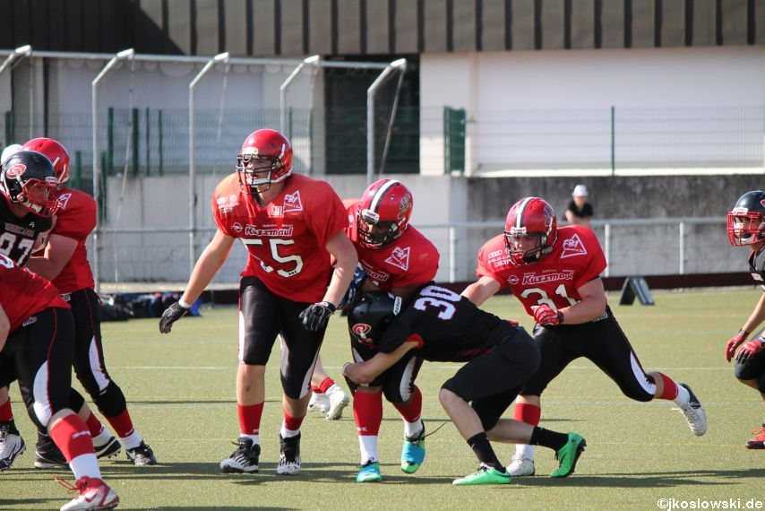 Marburg Mercenaries vs. Saarland Hurricanes 184