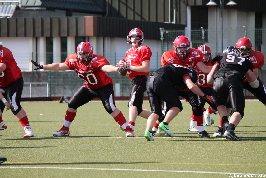 Marburg Mercenaries vs. Saarland Hurricanes 186