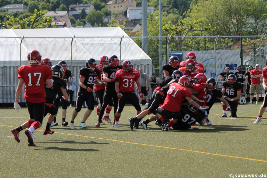 Marburg Mercenaries vs. Saarland Hurricanes 190