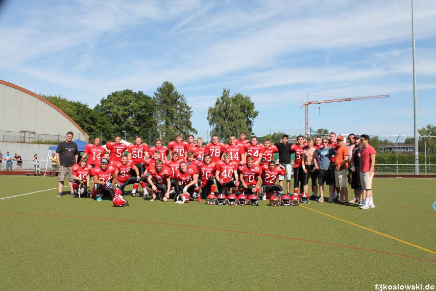 Marburg Mercenaries vs. Saarland Hurricanes 195