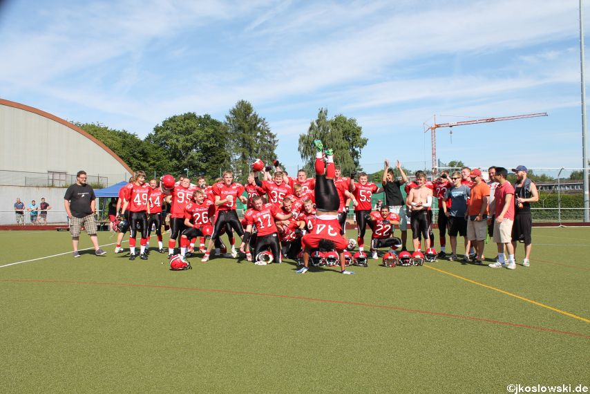 Marburg Mercenaries vs. Saarland Hurricanes 196