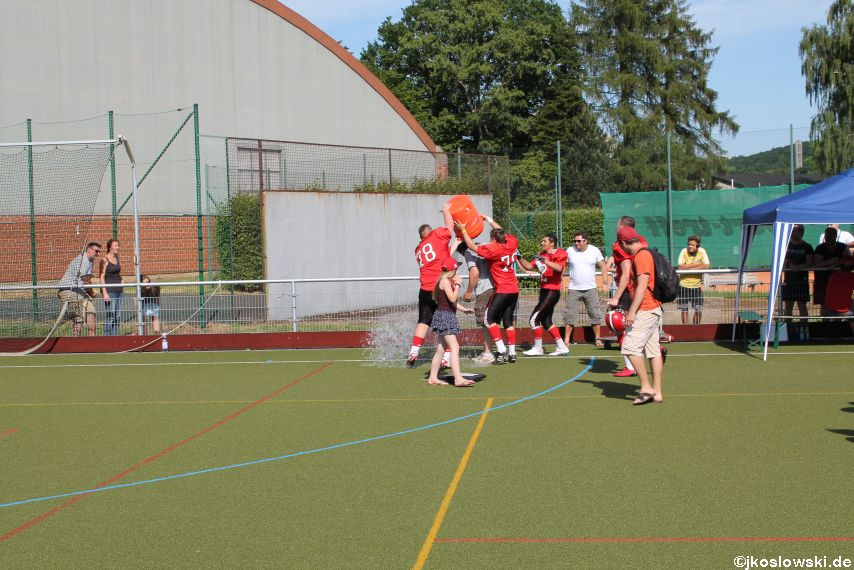 Marburg Mercenaries vs. Saarland Hurricanes 200
