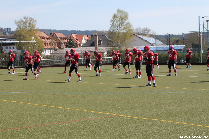 Marburg Mercenaries vs Wiesbaden Phantoms 001