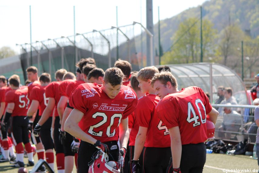 Marburg Mercenaries vs Wiesbaden Phantoms 003
