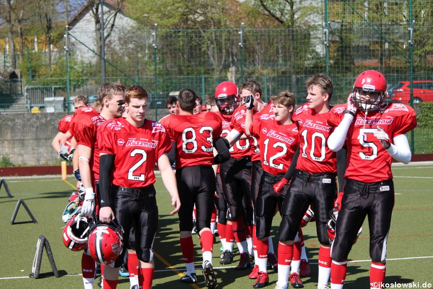 Marburg Mercenaries vs Wiesbaden Phantoms 007