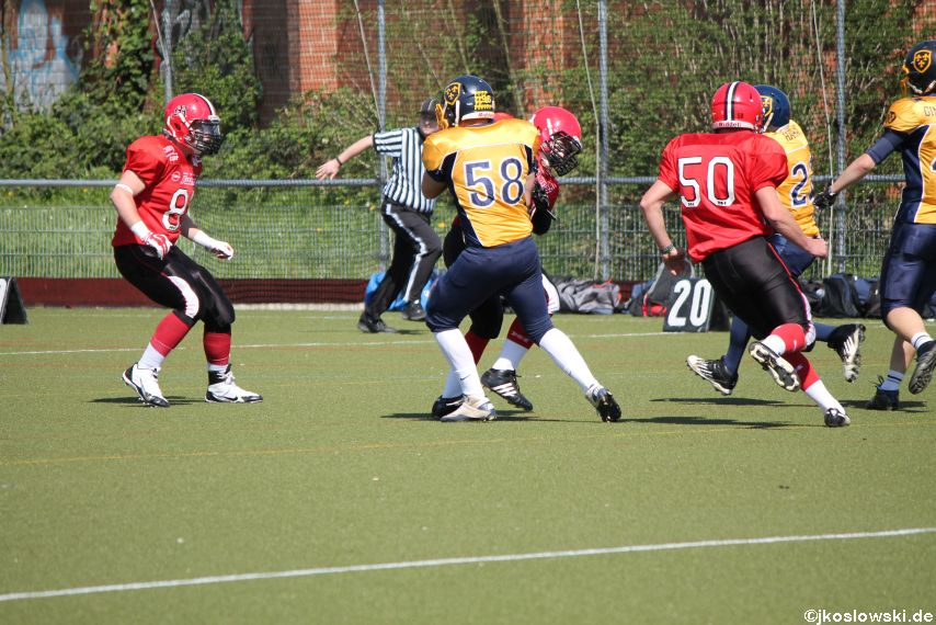 Marburg Mercenaries vs Wiesbaden Phantoms 013