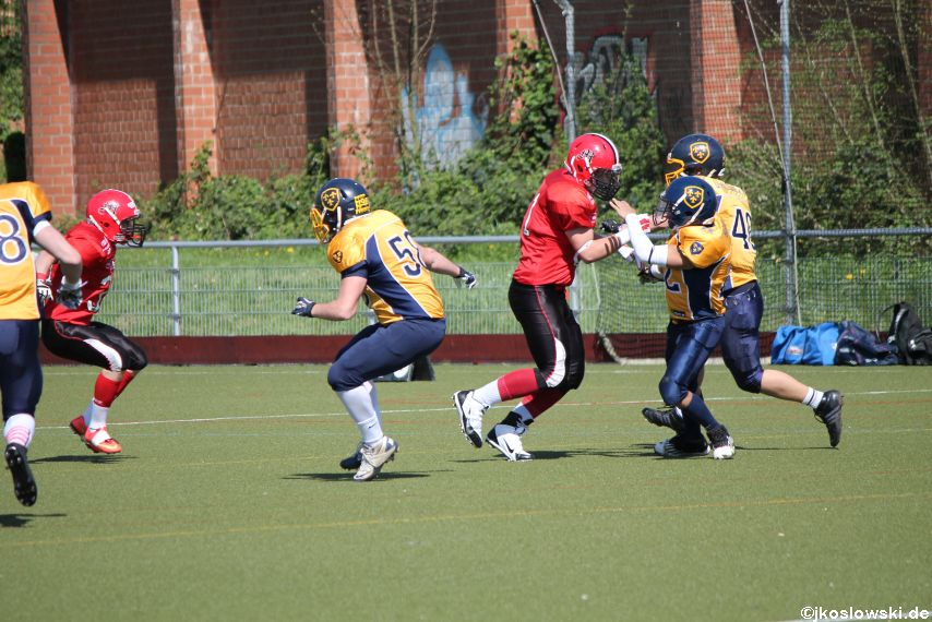 Marburg Mercenaries vs Wiesbaden Phantoms 014