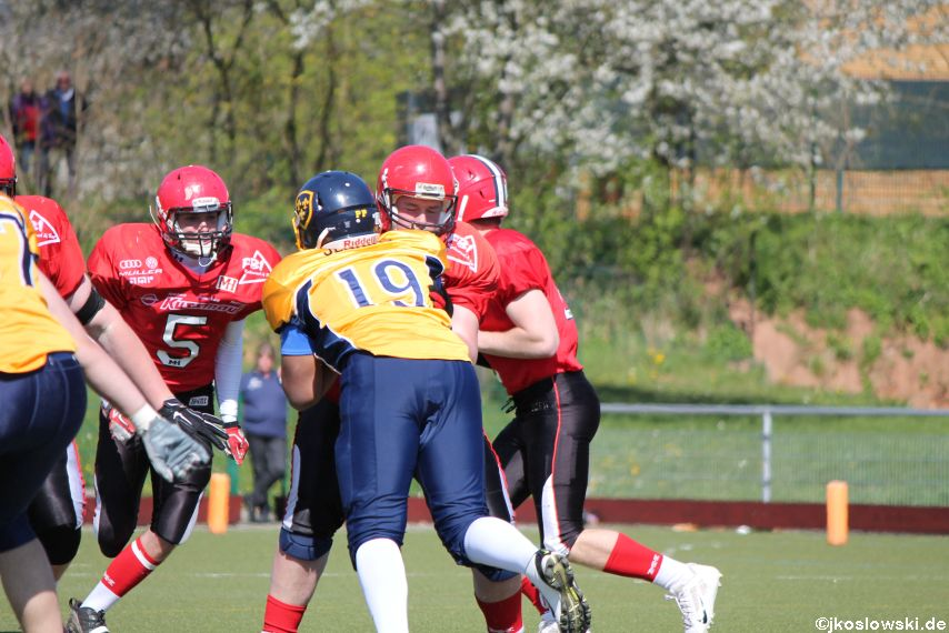 Marburg Mercenaries vs Wiesbaden Phantoms 020