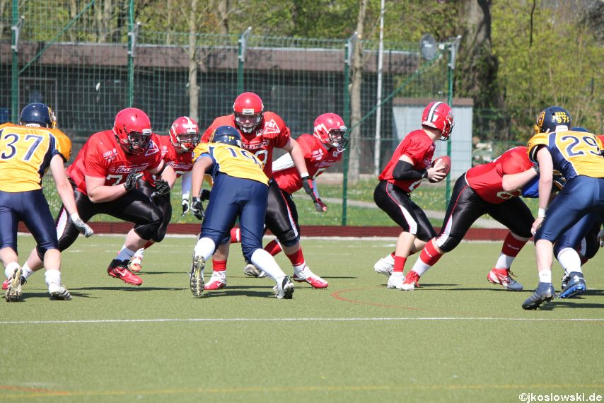 Marburg Mercenaries vs Wiesbaden Phantoms 023