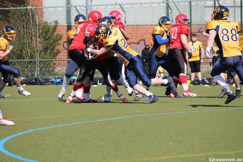 Marburg Mercenaries vs Wiesbaden Phantoms 024