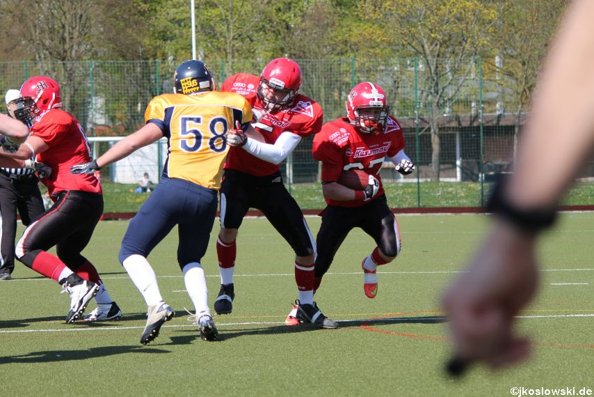 Marburg Mercenaries vs Wiesbaden Phantoms 040