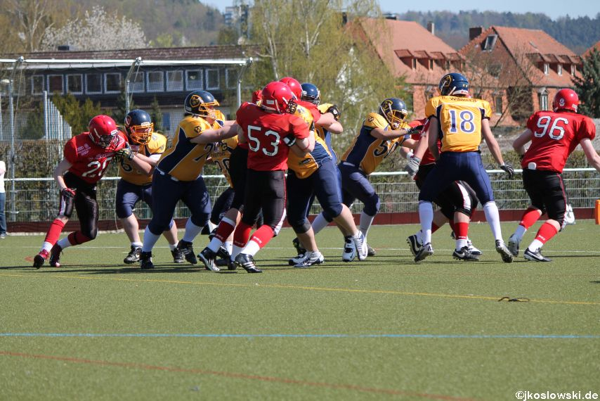 Marburg Mercenaries vs Wiesbaden Phantoms 049