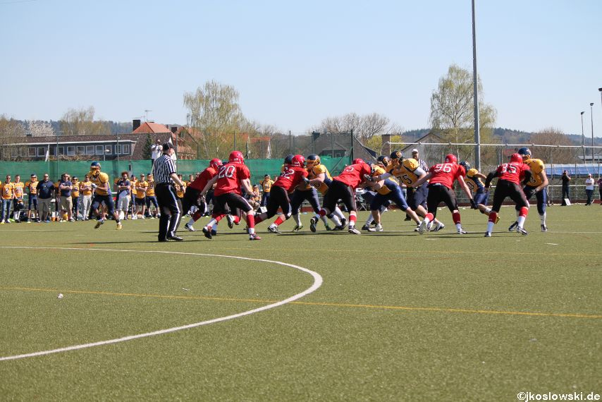 Marburg Mercenaries vs Wiesbaden Phantoms 060