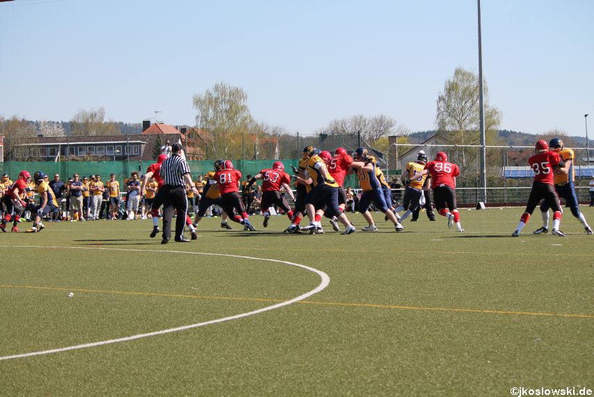 Marburg Mercenaries vs Wiesbaden Phantoms 061