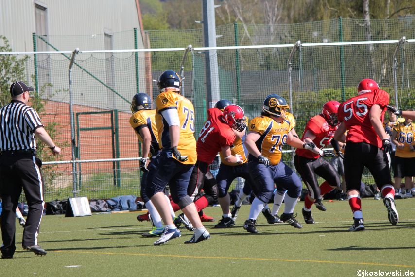 Marburg Mercenaries vs Wiesbaden Phantoms 063