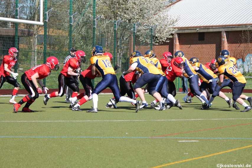 Marburg Mercenaries vs Wiesbaden Phantoms 072