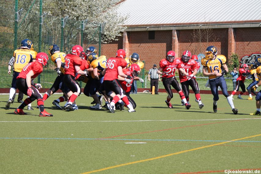 Marburg Mercenaries vs Wiesbaden Phantoms 073