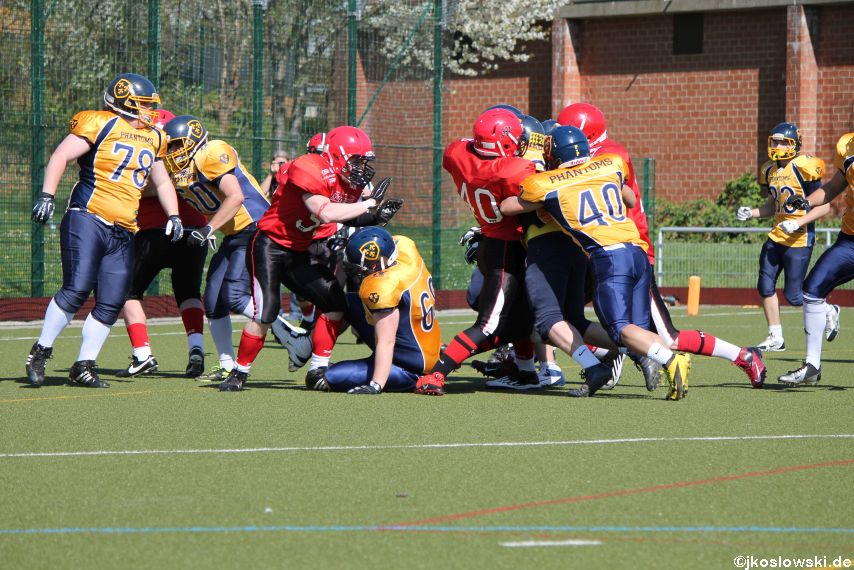 Marburg Mercenaries vs Wiesbaden Phantoms 076
