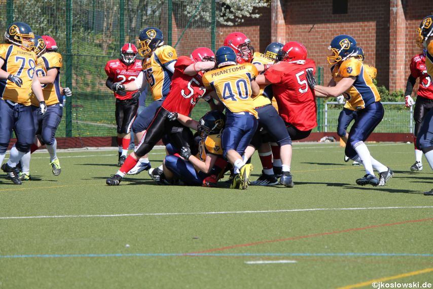 Marburg Mercenaries vs Wiesbaden Phantoms 077