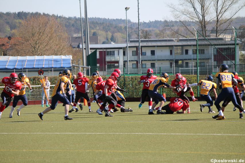 Marburg Mercenaries vs Wiesbaden Phantoms 088